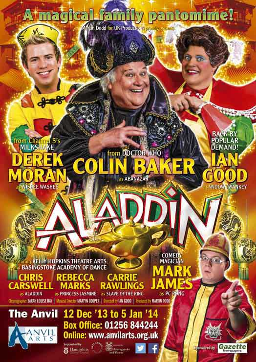 basingstoke aladdin flyer 2